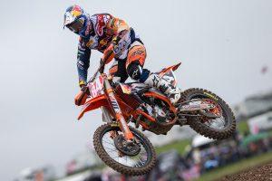 Herlings back on the bike ahead of Dutch grand prix