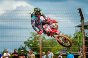 Off-season races still on the agenda for MXGP champion Gajser