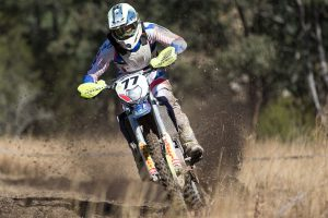 Sherco gears up for final AORC