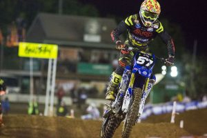 Richardson roars for Serco Yamaha