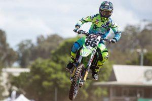 Hahn impressive with breakthrough Australian podium