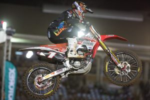 SX2 title defence over for Decotis as Clout's called in