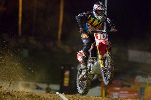 Brayton extends advantage in AUS Supercross at Toowoomba