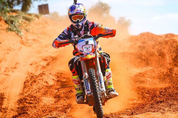 Viral: KTM Desert Racing Team - Victory at Finke 2016