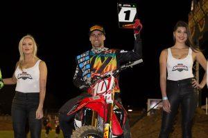 Hat-trick for Brayton and the Honda Genuine Racing team
