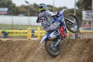 Richardson rallies for another Serco podium