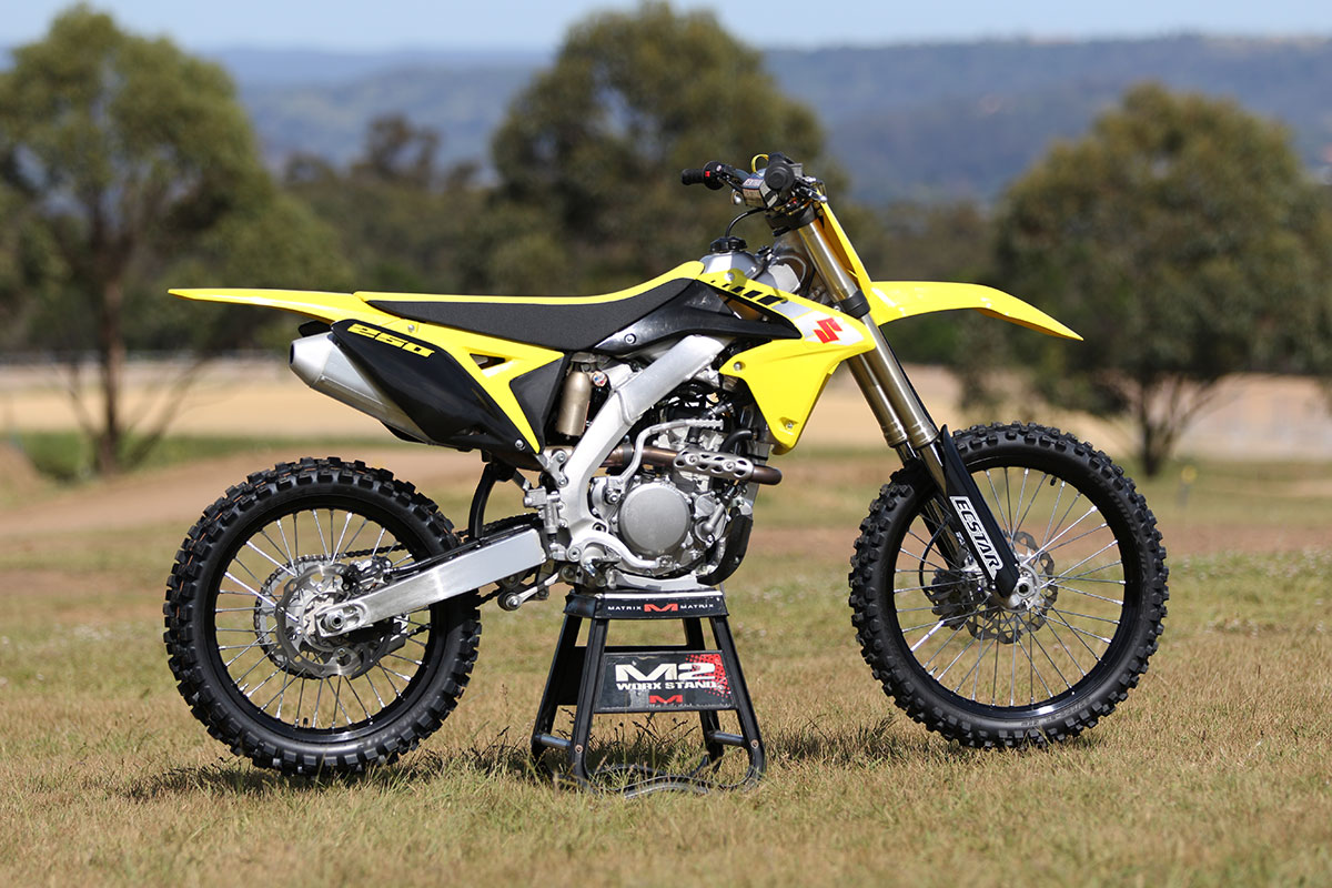 Suzuki Rm Top Speed