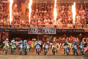 Racefeed: 2016 AUS-X Open Sunday