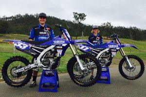 Fresh faces form Yamalube Yamaha Racing in 2017
