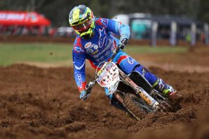Husqvarna exit prompts MX1 transition for Crawford