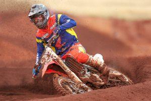 Beaton easing into EMX250 championship assault