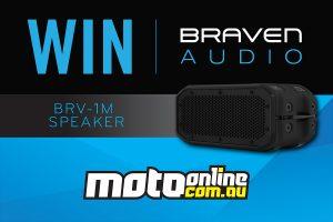 Contest: Braven BRV-1M speaker