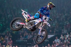 Another top five for Wilson in Sheffield Arenacross
