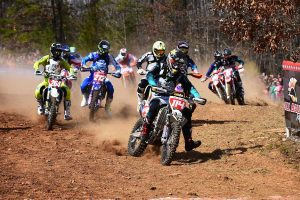 Existing injury forces Australia's Strang out of GNCC opener