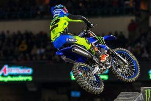 Injured Webb scheduled for Detroit supercross return