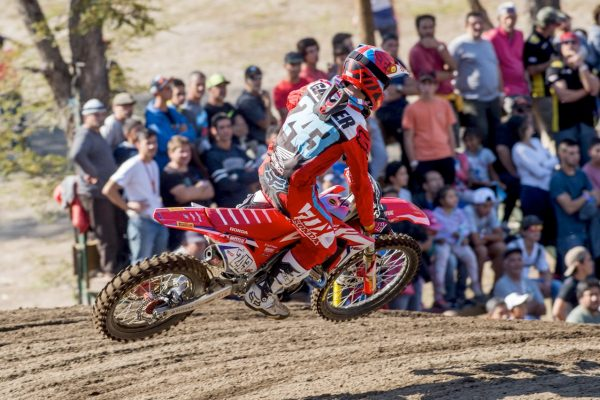 Gajser completes clean-sweep of Argentine MXGP