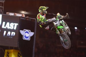 Tomac makes it four-straight supercross wins in Detroit