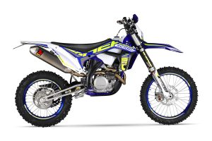 Bike: 2017 Sherco SEF-R and SE-R Factory range