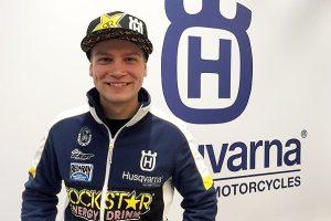 EnduroGP points leader Hellsten joins Husqvarna