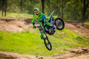 MEGA Bulk Fuels Monster Energy Kawasaki Racing Team targets Appin success