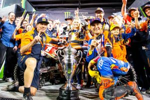 Success of Dungey etched into the history of KTM