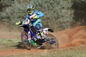 Grundy dominates AORC on Sherco
