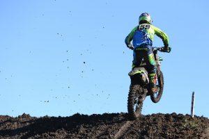 Horsham conditions challenge Mega Bulk Fuels Monster Energy Kawasaki Racing Team