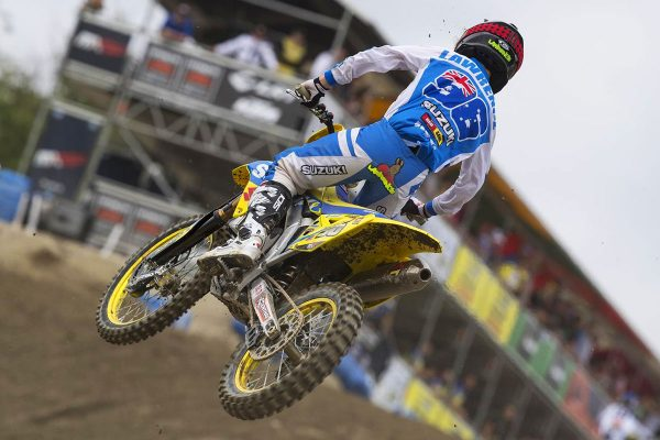 Back injury sidelines Australia's Lawrence for Ottobiano MXGP