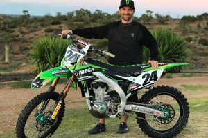 Kawasaki drafts Metcalfe in for remaining MX Nationals rounds