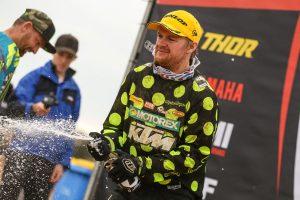 KTM's Gibbs breaks Ferris' winning streak