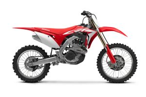 Bike: 2018 Honda CRF250R