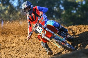 Concrete start key for Wilson this weekend at Shepparton