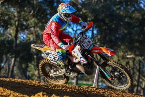 Harwood evaluating dual-class entry for MX Nationals remainder