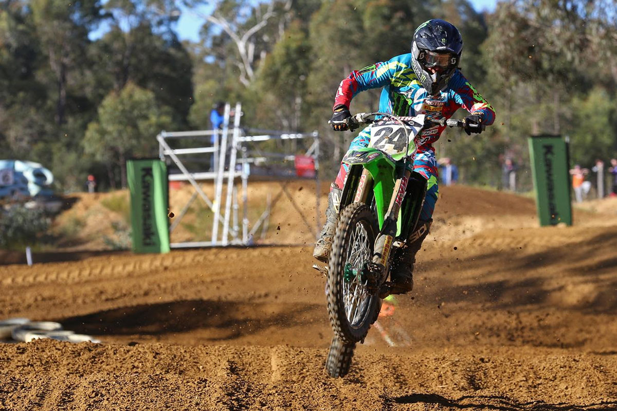 Nowras military MX Nationals round a must-win for Moss