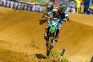 Maiden Pro Motocross victory an emotional one for Cianciarulo