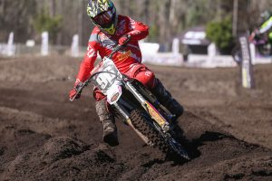 Kyle Webster completes MX Nationals with pair of podium placings at Coolum