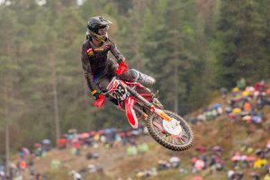 Gajser breaks 12-round victory drought with MXGP of Sweden win