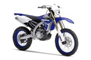 Bike: 2018 Yamaha WR250F