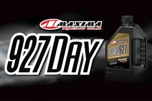 Maxima Racing Oils celebrates two-strokes with '927 Day'