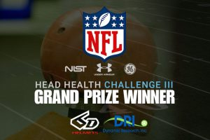 6D Helmets and Dynamic research win Grand Prize Award in Prestigious Head Health Challenge III