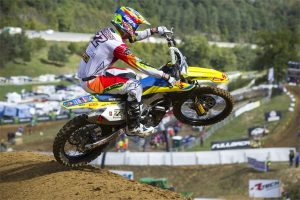 Suzuki confirms withdrawal from MXGP championship