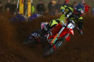 Wilson and Fogarty shine at round two of the Australian Supercross Championship