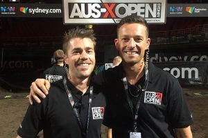 Industry Insight: AUS-X Open's Ryan Sanderson