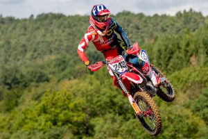 Gajser remains committed to MXGP in Team HRC extension