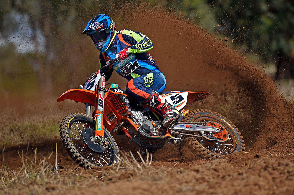 Gibbs clout and mastin form 2018 ktm motocross racing - Moto crosse ktm ...