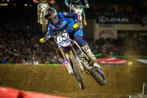 Mellross shines with trio of top 10 scores at Anaheim 2