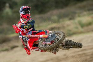 Gajser injured as grand prix season draws closer