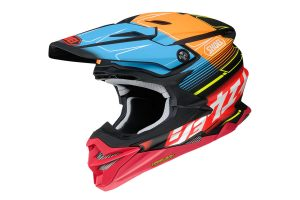 Product: 2018 Shoei VFX-WR helmet