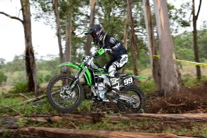 Gympie Motorcycles partner with Kawasaki to race in 2018 Australian Off-Road Championship