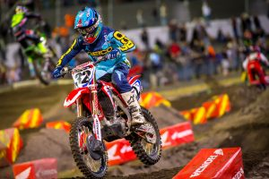 Craig to remain Honda HRC mounted for Pro Motocross Championship